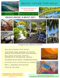 house for in ambergris caye buy your piece of perla blanca house for
