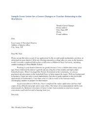 Sample Cover Letter For Professor  cover letter sample for teachers aide position examples preschool teacher  letters get