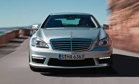 2010 Mercedes-Benz S63 AMG – Review – Car and Driver