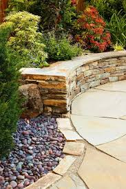 Small Picture 101 best Stone wall garden images on Pinterest Landscaping