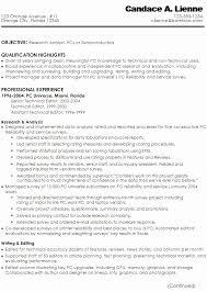 17 Various Technical Writer Resume Template Sierra