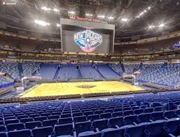Smoothie King Seating Chart View Smoothie King Center Section 101 Seat Views Seatgeek