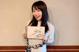 声優水樹奈々 キャラの声は 骨格を見て決める 2019年7月28日