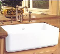 fireclay farmhouse sink. Fireclay Apron Sink 18 L X How To Choose A Kitchen Sink: Part II | Home Décor Blog By Farmhouse K