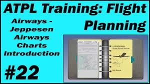 Jeppesen Chart Training Atpl Training Flight Planning 22 Airways Jeppesen Airways Charts Introduction