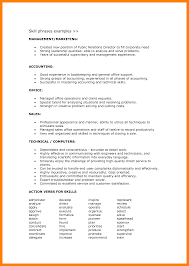 Special Skills On Resume What Should I Put On My Resume for Special Skills 50