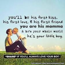 Mother And Son Love Quotes Best Baby Boy Quotes And Sayings Click On The Image Below To Download