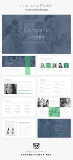 Powerpoint Theme Templates Free Company Profile Free Powerpoint Presentation Template