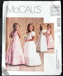 patterns for flower girl dresses s diy tutu dress vogue tulle