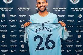 Riyad Mahrez wechselt von Leicester City zu Manchester City