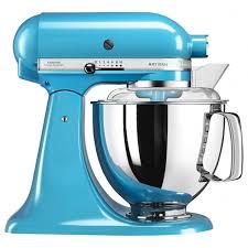 175 artisan 4 8l stand mixer crystal blue