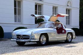 The 300SL and SLS AMG a history of Mercedes-Benz - AutoVino