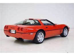 1990 C4 Corvette   Ultimate Guide (Overview, Specs, VIN Info ...