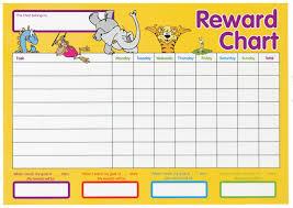 Kids Reward Board Sticker Chart For Toddler Behavior Reward