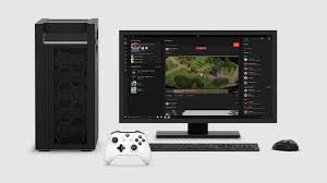 follow pc games on the xbox app