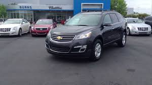 2013 Chevrolet Traverse 1LT Tungsten Grey Metallic, Burns Cadillac ...