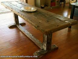 recycled wood furniture. reclaimed wood pub tables bt219 bali furniture boat recycled