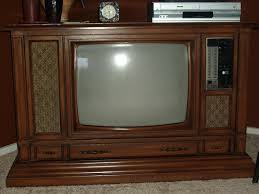 stand solid wood tv old