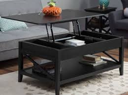 black lift top coffee table ikea