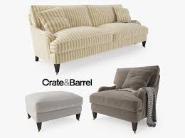 modern chair ottoman furniture crate and barrel chairs couch axis chair half barrell sofa reviews sydney bedroom accent armchair big covers armless