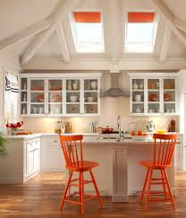 Orange Kitchen Accents