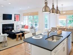 Open Kitchen Living Room House Plans   Best Popular Open Kitchen    Open Kitchen Living Room House Plans
