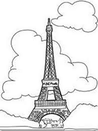 Small Picture Draw the Eiffel Tower Markers Drawings and Easy drawings
