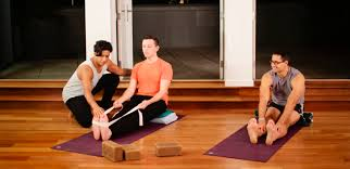 inflexible people. a yoga sequence for inflexible people