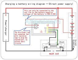 ammeter shunt ~ wiring diagram components Electric Motor Wiring Diagram 220 To 110 mechanical electrical large size jual dual voltmeter 100v ammeter 100a digital volt amp meter shunt electric motor 220 to 110 volt wiring diagram