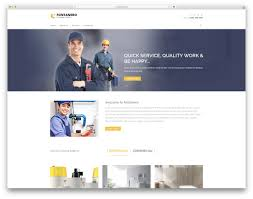 Remodeling And Design Business 23 Best Free Construction Website Templates 2019 Colorlib