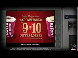 Costa Vending Machines Interesting Costa Coffee Express YouTube