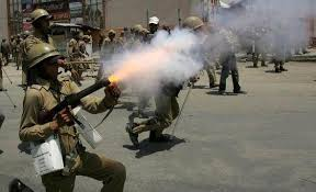 Image result for Indian Army Fired Kashmiri Eyes