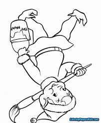 Elf On The Shelf Printable Coloring Pages Free Printable Coloring