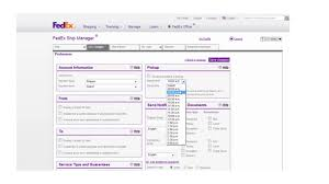 Ltl Freight Quote Setting up LTL freight profiles and preferences with FedEx Ship 54