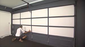 insulating a garage doorThermaDoor Insulation  Insulate your Garage Door