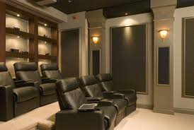 Small Picture Emejing Home Theatre Designs Images Trends Ideas 2017 thiraus