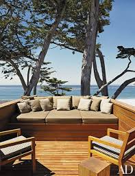 rooftop furniture. Built-In Furniture Ideas | Architectural Digest Rooftop H