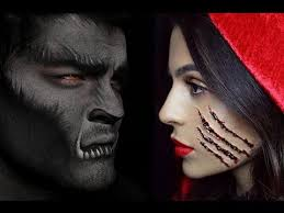 makeup little red riding hood teni panosian