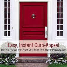 front door curb appealfront door makeover  Modern Masters Cafe Blog
