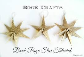 book page star tutorial