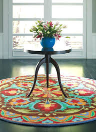 round outdoor area rugs best round area rugs images on circular rugs round colorful round area