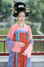 Chinese Woman Hair Style hairstyles of chinas tang dynasty china pinterest 8962 by wearticles.com