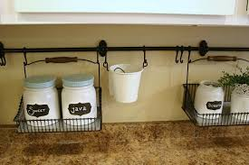 Small Picture 15 Clever Ways to Get Rid of Kitchen Counter Clutter 15 Clever