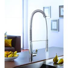 Grohe Bathroom Faucets Parts Kitchen New Grohe Kitchen Faucet With Clean Lines And Cylindrical