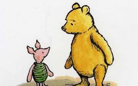 children s animated books like aa milne s winnie the pooh are even less likely to feature female