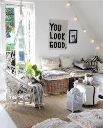 Hängesessel Im Zimmer Apartments Schlafzimmer Ideen Haus