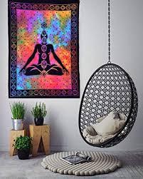 @ladyscorpio101 alexa halladay ladyscorpio101.com save 10% off your next lady scorpio order with code: Anjaniya Seven Chakra Buddha Yoga Meditation Studio Room Decorations T Zingydecor