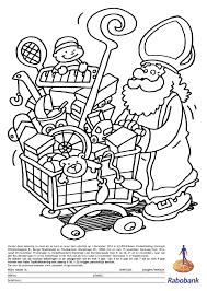 20 Beste Kleurplaat Sinterklaas Albert Heijn Win Charles