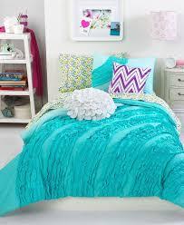 excellent teen vogue bedding ella teal ruffle comforter sets teen bedding teen bedding sets ideas