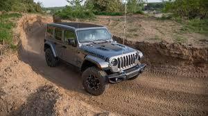 Top auswahl an jeep wrangler rubicon neu & gebraucht. 2021 Jeep Wrangler Unlimited Rubicon 4xe Review Cutting Edge Anachronism Roadshow